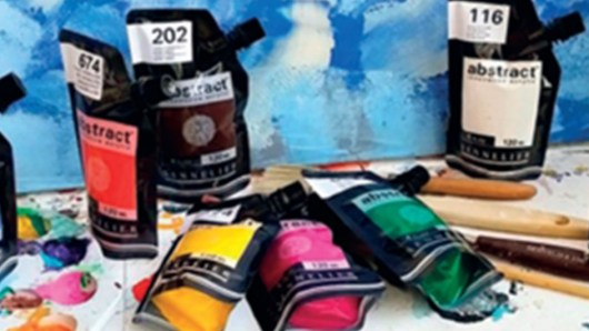 Sennelier Abstract Acrylic | Global Art Supplies