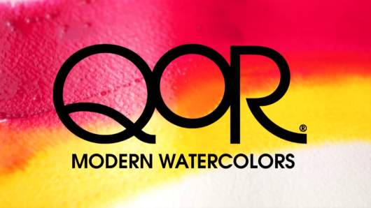 QoR Watercolors | Global Art Supplies