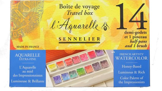Sennelier Aquarelle | Global Art Supplies