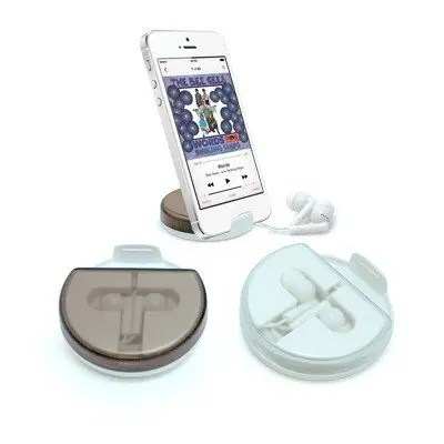 GE0017_Mobile Phone with Earphones