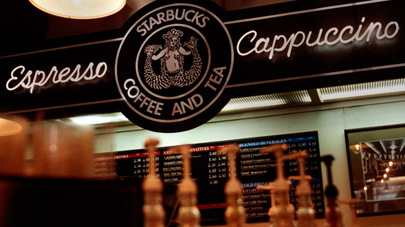 Starbucks First Store Pike Place