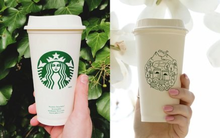 Image result for starbucks reusable cup