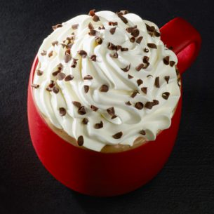 Image result for peppermint hot chocolate starbucks