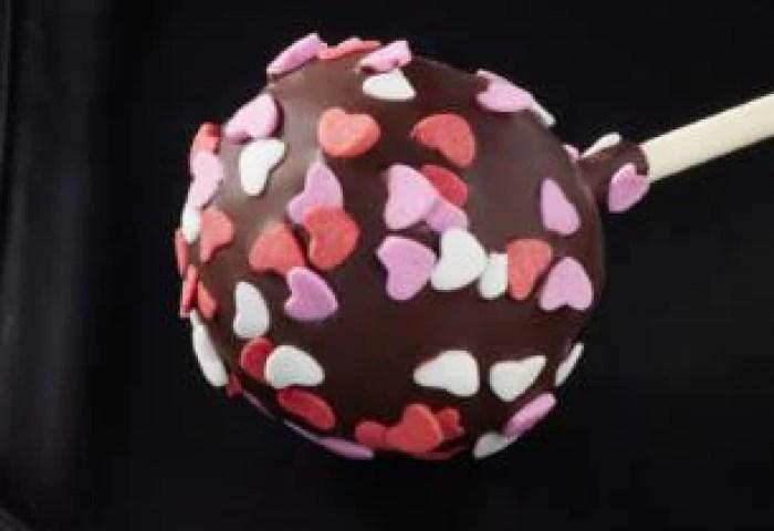 Confetti Hearts Cake Pop Starbucks Coffee Company