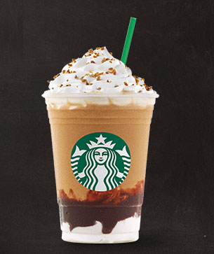 S'mores Frappuccino® Blended Coffee