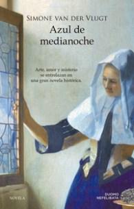Azul de medianoche, de Simone van der Vlugt
