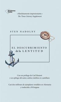 El Descubrimiento de la Lentitud, de Sten Nadolny