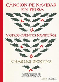 Canción de Navidad en prosa de Charles Dickens