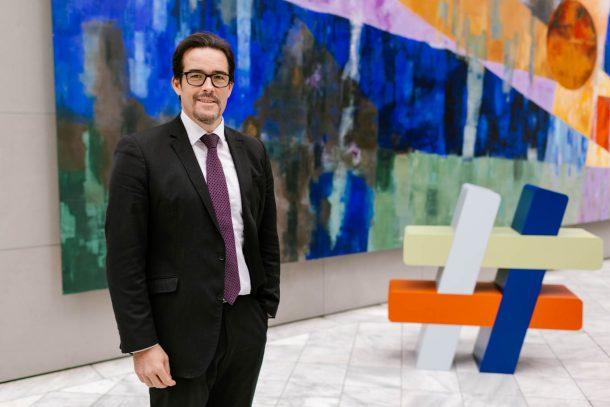 """Volker Treier: """"Unternehmen dürfen den Kopf nicht in den Sand stecken"""""""