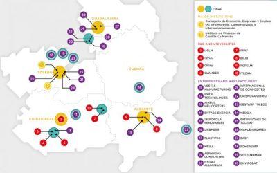 """Plan """"Adelante"""" in Castilla-La Mancha"""