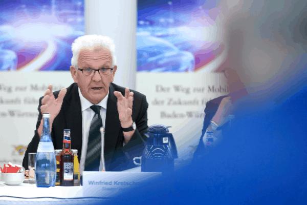 """Winfried Kretschmann: """"Ein fruchtbarer Boden für Innovation"""""""