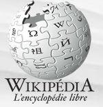 Wikipedia logo - french