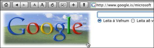 google is microsoft