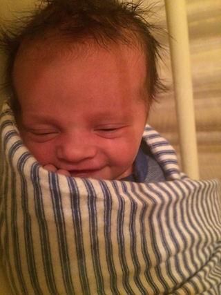 【キャメロンのブログ1】I became an uncle last week! 叔父さんになりました!