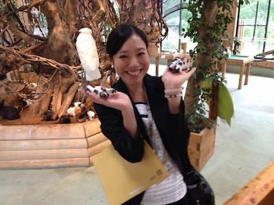 【元添乗員ふきこのブログ】天才!ふきこ動物園