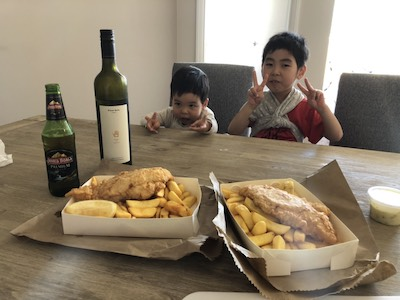 オーナー酒井のオーストラリアライフ〜Aussie Food/オージーフード〜