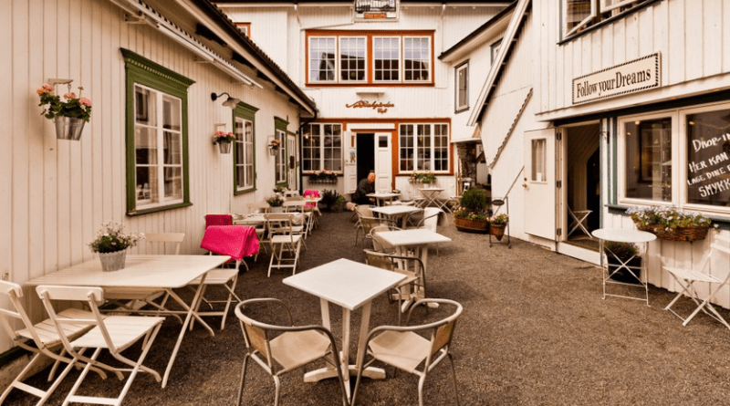 Bakgården Cafe
