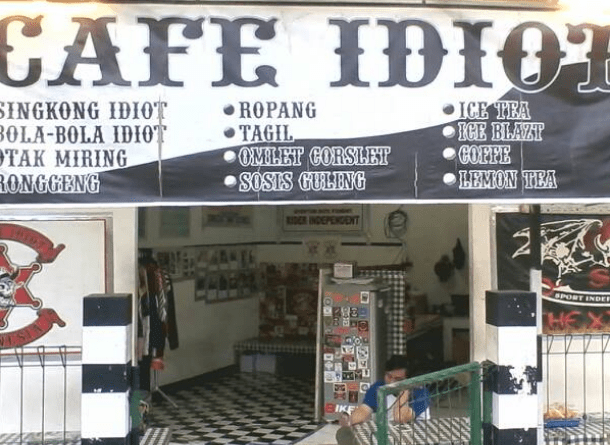 Cafe Idioters