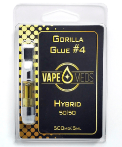 Buy Gorilla glue #4 Vape Oil Cartridge Online