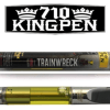 Buy 710 KingPen Trainwreck Vape Cartridge Oil Online