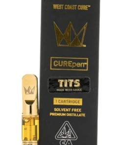 Buy TITS West Coast Cure CUREpen Vape Cartridge Online