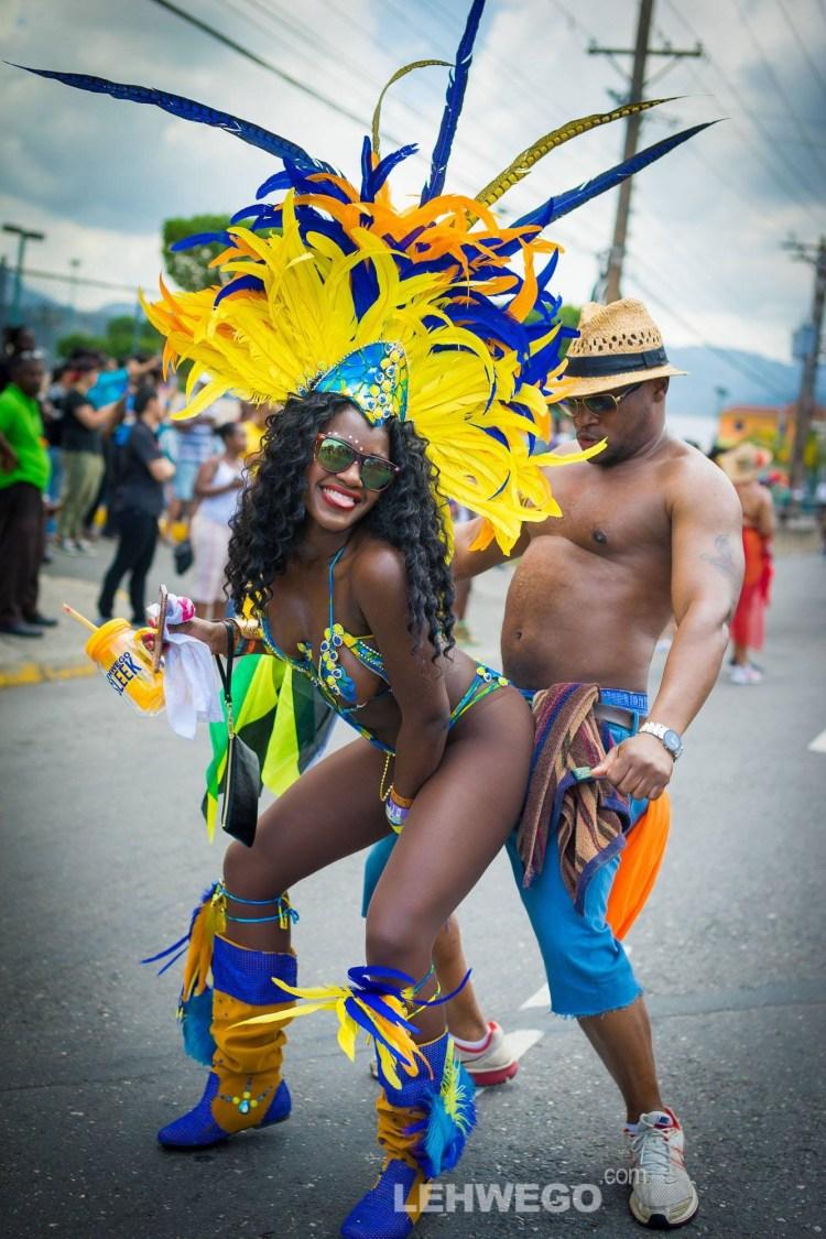 Jamaica Wuk  Up