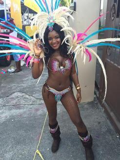 Trinidad Carnival 2016