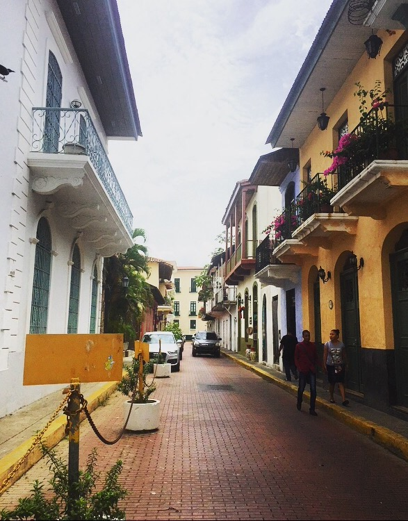 Streets of Casco Viejo