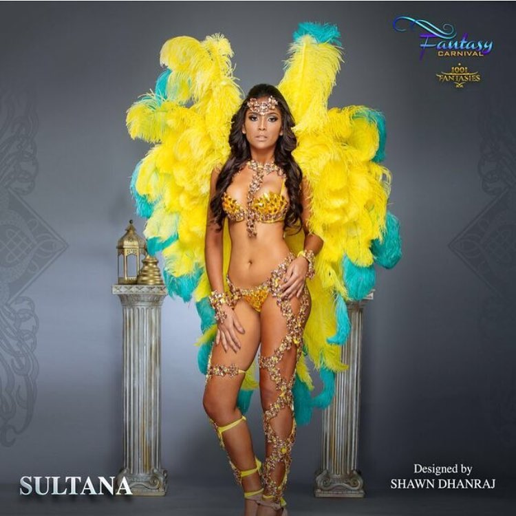 Sultana Fantasy Carnival 2017