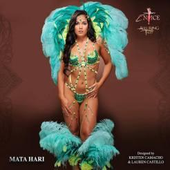 Mata Hari Entice Carnival 2017