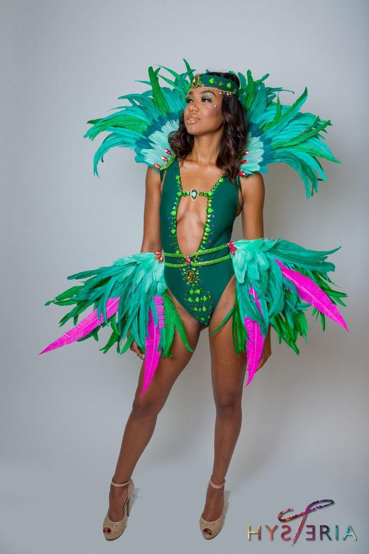 Hysteria Mas Dominica Carnival 2017