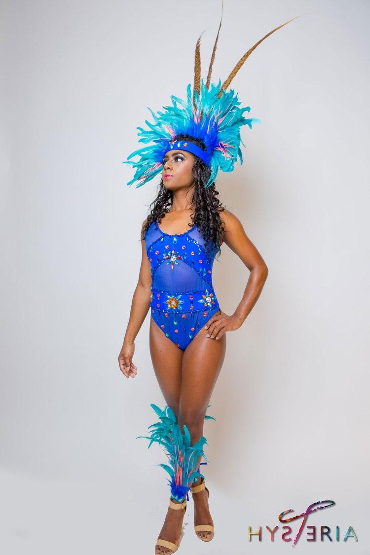 """Hysteria Mas Dominica Carnival 2017 """"Bouyon"""""""