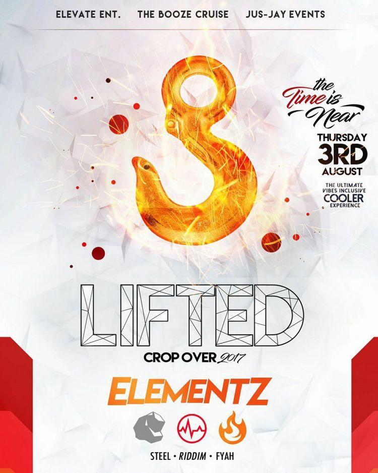 Lifted Crop Over Elementz