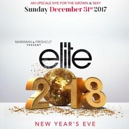 Elite NYE Canada 2018 Soca Party