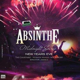 Absinthe 2018 NYE