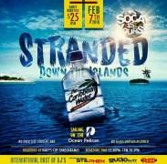 Stranded DDI Trinidad Carnival 2018