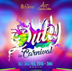 Dutty in Carnival Trinidad Carnival 2018