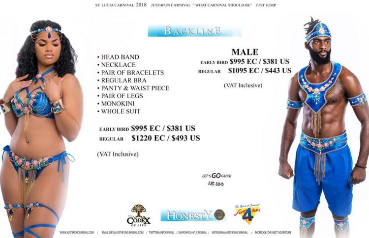 Just4Fun Carnival Band Prices_HonestyBackline