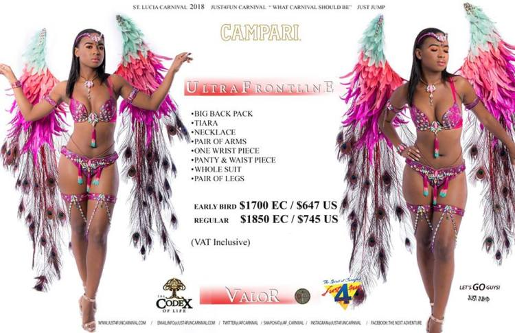 Just4Fun Carnival Band Prices_ValorUltraFrontline