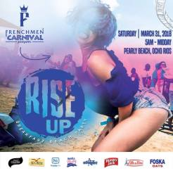 Frenchmen Rise Up Jamaica Carnival 2018