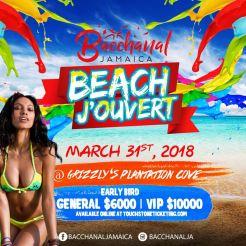 Bacchanal Jamaica Jouvert
