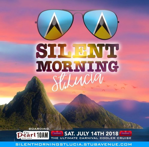 Silent Morning - St Lucia Carnival 2018