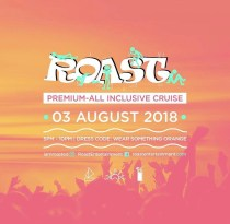 Roast Cruise - Crop Over 2018