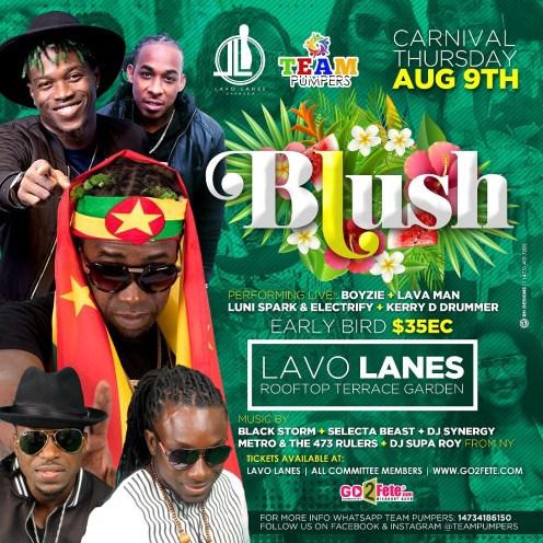 Blush Grenada