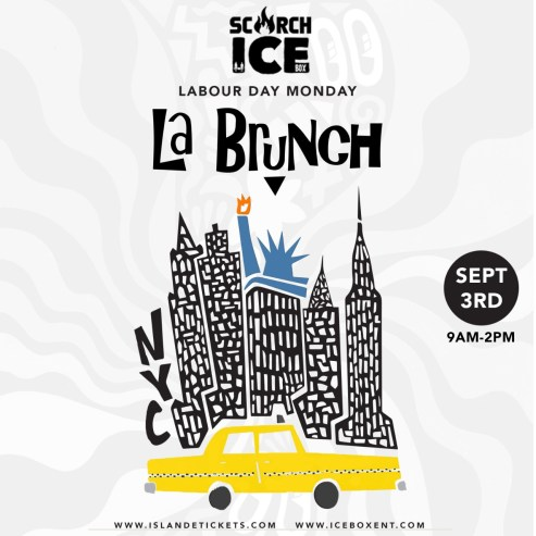 La Brunch Scorch NYC 2018