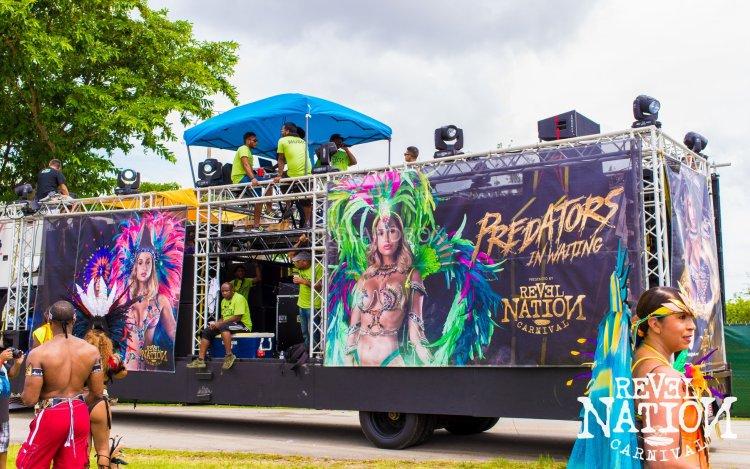 Revel Nation Truck
