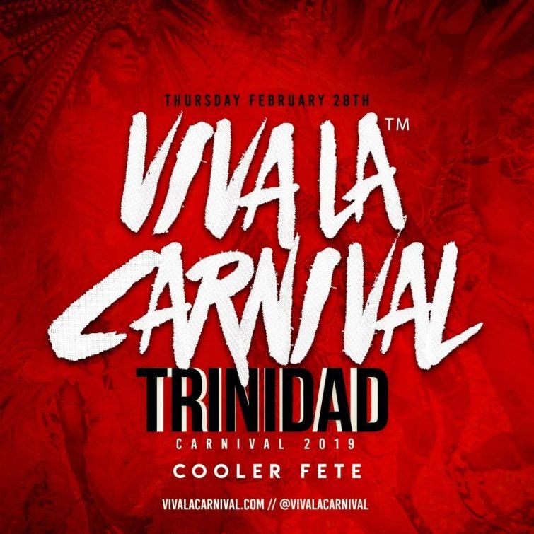Viva La Carnival Trinidad Carnival 2019
