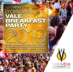 Vale Vibe Breakfast Party 2019