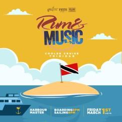 Rum and Music Trinidad 2019