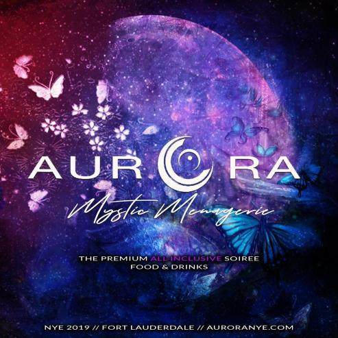 Aurora NYE 2019 Miami